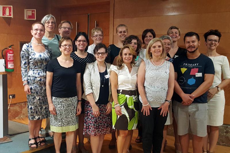 delegates IMPECD Team